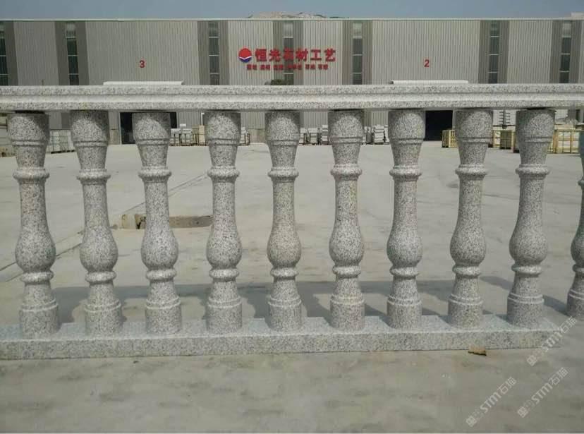 俯视丶地狱 麻城恒光石材工艺专业生产花瓶栏杆,罗马圆柱,止车石,各类
