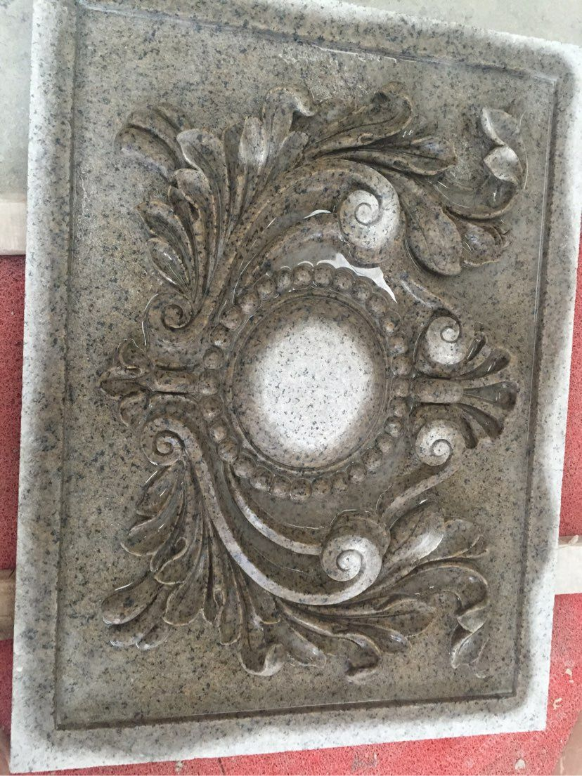 大理石精雕刻